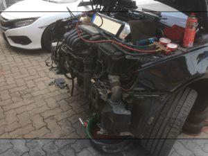 autóklíma töltés, autóklíma javítás
